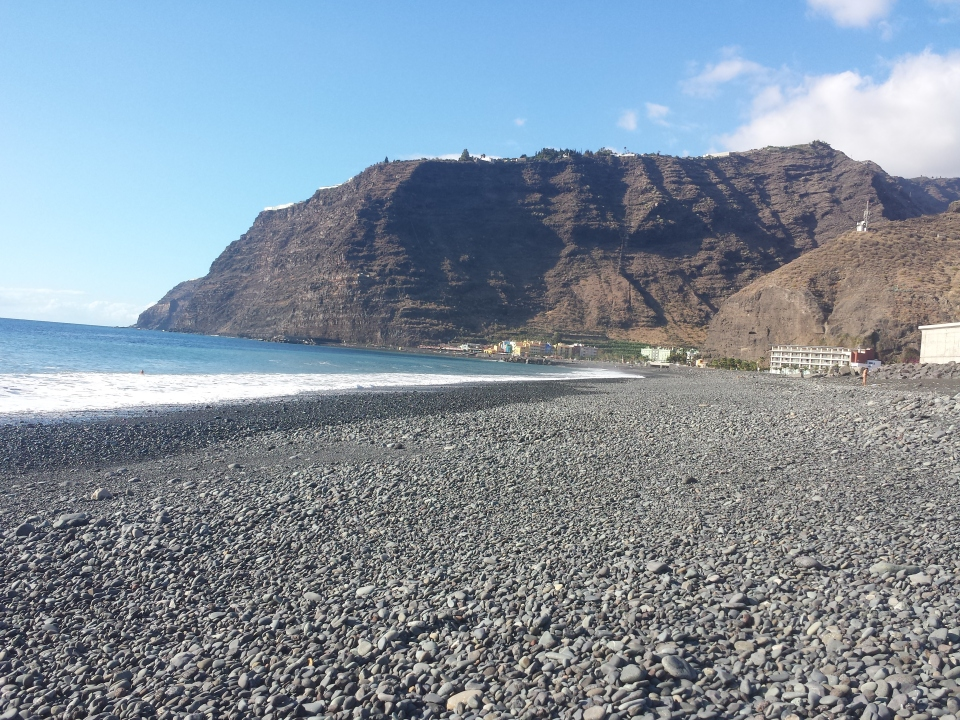 El municipio de Tazacorte en La Palma ya cuenta con una playa nudista